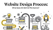 Website Design Process: What Goes On Behind The Scenes? — Steemit