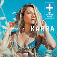 KARRA Vocal Sample Pack Vol. 2