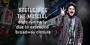 "Mary Ricciardi on Twitter: ""#rsj108 @BeetlejuiceBway was supposed to close on June 6 but Broadway's closure has just ..."
