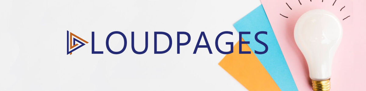 Headline for Loudpages