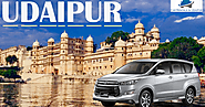 Explore the Attractions of Udaipur by Car Rentals