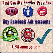 Buy Facebook Ads Accounts - USA, UK Old Facebook strong Accounts