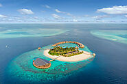 The best hotels in the Maldives on Behance