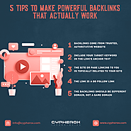 5 Tips to make powerful backlink thats actually work