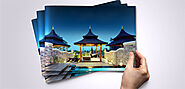 Resort Brochure Design - Resort Brochure Design Services