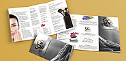 Spa Brochure Design - Beauty Spa Brochure Design Templates & Examples
