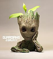 Groot Tree Man 13cm Action Figure | Shop For Gamers