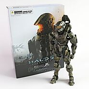 HALO Master Chief PVC Action Figure | Shop For Gamers