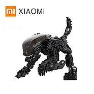 Alien Robot Toy Action Figure | Shop For Gamers