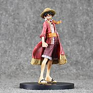 Anime One Piece Monkey D Luffy Action Figure | Shop For Gamers