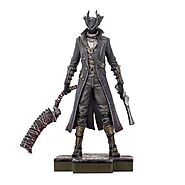 Bloodborne The Old Hunters Sickle Action Figure | Shop For Gamers