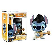 Elvis Stitch Action Figure | Shop For Gamers