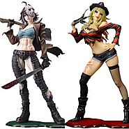 Freddy Vs Jason Female Action Figure | Shop For Gamers