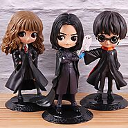 Harry Potter Movie Characters Action Figure | Shop For Gamers