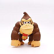 Donkey Kong Action Figure | Shop For Gamers