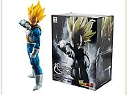 Dragon Ball Z Vegeta Action Figure | Shop For Gamers
