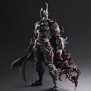 Batman PVC Action Figure | Shop For Gamers