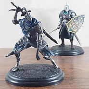 Dark Souls Faraam Knight Artorias PVC Action Figure | Shop For Gamers