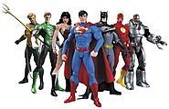 DC Superheroes PVC Action Figures | Shop For Gamers