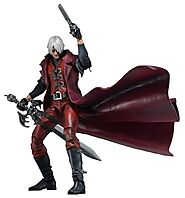 Devil May Cry Dante Action Figure | Shop For Gamers