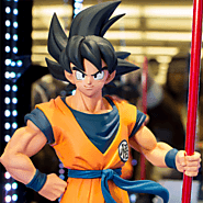 Dragon Ball Goku Action Figure | Shop For Gamers