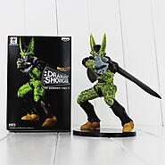Dragon Ball Z Cell PVC Action Figure | Shop For Gamers