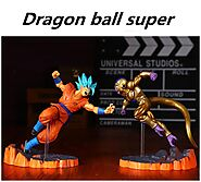 Dragon Ball Z Goku Super Saiyan & Prince Vegeta Action Figures