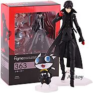 Figma 363 Persona 5 Action Figure | Shop For Gamers