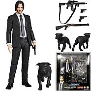 JOHN WICK Chapter 2 Action Figure | Shop For Gamers
