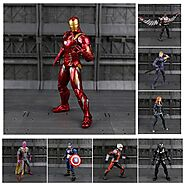 Marvel Avengers Super Heroes Action Figures | Shop For Gamers