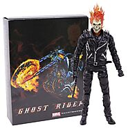 Marvel Ghost Rider PVC Action Figure | Shop For Gamers
