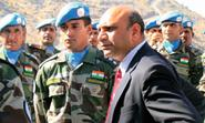UN in Peace Keeping Forces' missions.