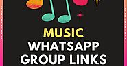 🎶Join 500+ Music WhatsApp Group Links List 2020