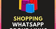 🛍️Join 200+ Shopping WhasApp Group Links List 2020