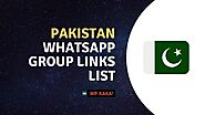 Pakistani WhatsApp Groups: Join 500+ Pakistan WhatsApp Group links list
