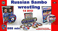Details about  Russian Sambo -14 dvd collection. 888 min.