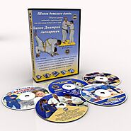 School of children's judo. Collection of 5 DVD 249 min. | Etsy