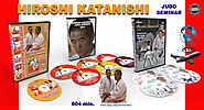 Judo. Collection of 11 DVDs. Hiroshi katanishi. 604 minutes. - DVD, HD DVD & Blu-ray