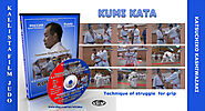 Judo. Technique of struggle for grip. KATSUCHIKO KASHIWAZAKI. - DVD, HD DVD & Blu-ray