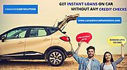 How Can I Borrow Car Title Loans Saint John