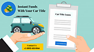Quick Hassle Free Car Title Loans Richmond Hill