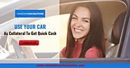 Borrow Using Your Car With Low Interest Rates