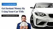 Low Credit Score Car Equity Loans Oshawa