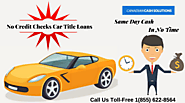 Should You Get Car Title Loans Vaughan??