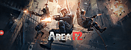 Area F2 (Mobile) : Worthy recreation of Tom Clancy's Rainbow Six Siege?