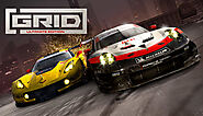 GRID Ultimate Edition (PC): Having some fun on the Track!