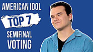 Vote Jonny West American Idol Top 7 Voting Semifinal Episode 10 May 2020