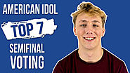 Vote Louis Knight American Idol Top 7 Voting Semifinal Episode 10 May 2020