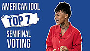 Vote Just Sam American Idol Top 7 Voting Semifinal Episode 10 May 2020