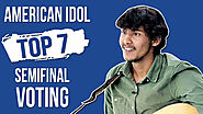 Vote Arthur Gunn American Idol Top 7 Voting Semifinal Episode 10 May 2020